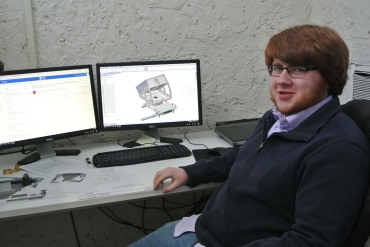 Patrick Rocha is an intern for Remote Sensing Solutions.