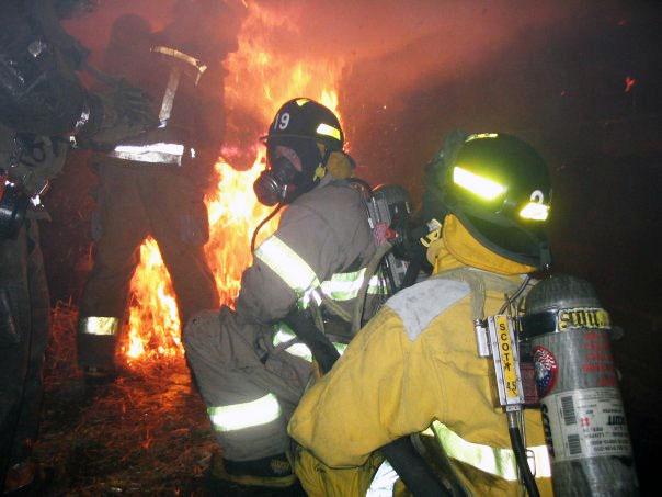 Nontrad week fire