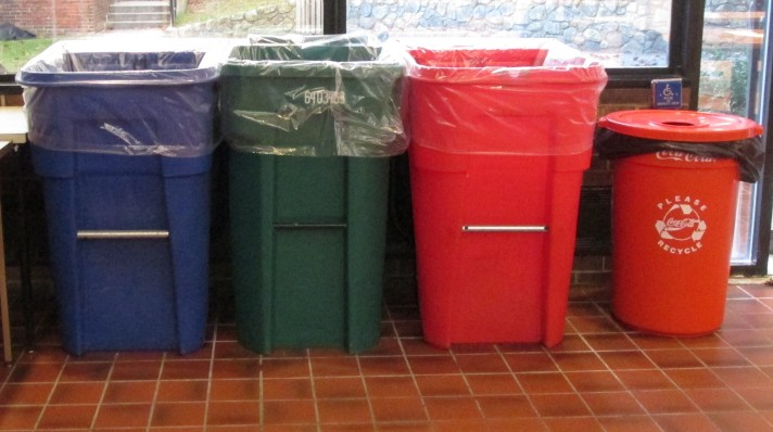 Recycling in Commons