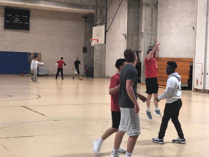 basketball floors