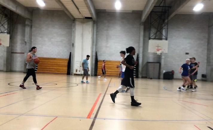 Fitness Center op 2