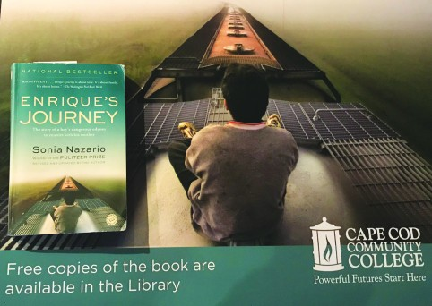 Free copies of Enrique's Journey available now. Cassie LeBel/MainSheet