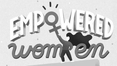 Empowered women. courtesy of medium.com