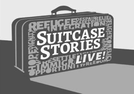 Suticase Stories Art