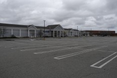 Cape Cod Mall appears empty.